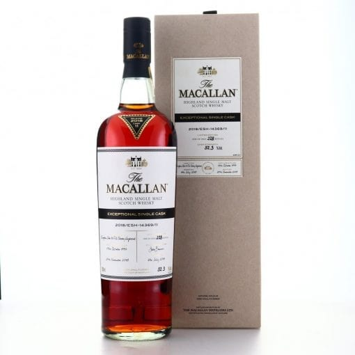 Macallan Exceptionalsinglecask 1997 ESH14369 11 510x510 - 1997 Macallan Exceptional Single Cask  ESH 14369/11 2018 release 1x700ml