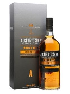 aucob.24yo 247x329 - NV Auchentoshan 24YO Noble Oak release 2015 1x700ml