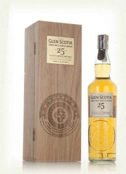 glen scotia 25 year old whisky 247x340 - NV Glen Scotia 25YO 1x700ml