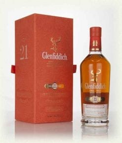 glenfiddich 21 year old reserva rum cask whisky 247x289 - NV Glenfiddich 21YO Gran Reserva 43.2% 1x700ml