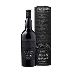 oban bay reserve got ps wbg 247x247 - NV Game of Thrones Night's Watch Oban Bay Reserve 1x700ml
